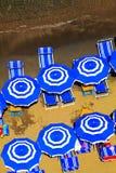 海滩sumertime 免版税库存图片