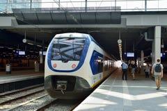 海牙中央火车站或小室Haag Centraal 免版税图库摄影