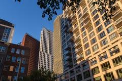 海牙地平线大厦在荷兰 免版税库存照片