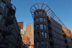 海牙地平线大厦在荷兰 库存图片