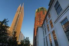 海牙地平线大厦在荷兰 库存照片