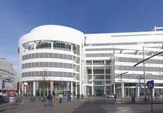 海牙市政厅 免版税图库摄影
