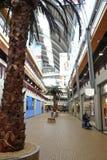 海牙购物中心购物 库存图片