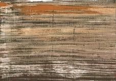 海狸抽象水彩背景 免版税库存图片