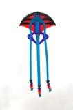 海生物风筝 库存图片