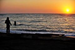 海的声音 免版税图库摄影