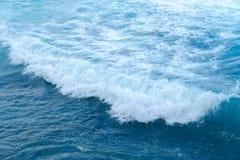 海的波浪 库存图片