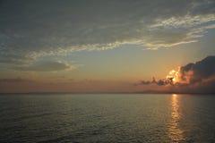 海的爱 免版税库存图片