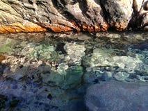 海的秀丽 库存图片