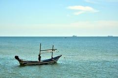 海的船 库存照片