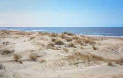 海的被打开的看法 免版税库存照片