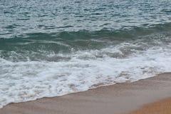 海的水表面 图库摄影