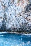 海盗和潜水者水蟒 库存照片
