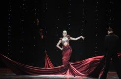 海盗女王/王后印度记忆这奥地利的世界舞蹈 免版税库存图片
