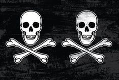 海盗旗 库存照片