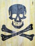海盗旗 图库摄影
