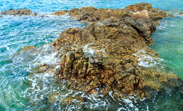 海石头 库存图片