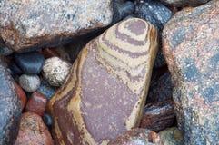 海石头 免版税库存照片