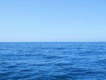 海背景 免版税库存图片