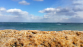 海自然 免版税库存图片