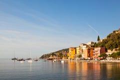滨海自由城,彻特d ` Azur,法国 库存照片