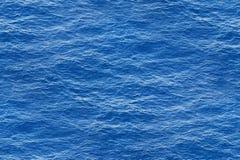 海表面无缝的背景 免版税库存图片