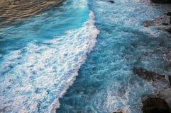 海表面视图 库存照片