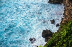 海表面视图 图库摄影