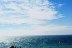海表面 免版税库存图片