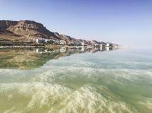 死海视图 库存照片