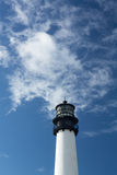 海角佛罗里达灯塔在比尔Baggs 免版税库存照片