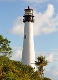 海角佛罗里达灯塔在比尔Baggs 库存照片