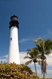 海角佛罗里达灯塔 库存照片