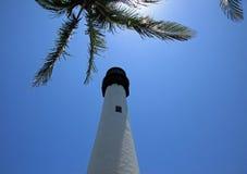 海角佛罗里达灯塔 免版税库存图片