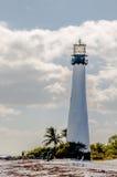 海角佛罗里达灯塔 免版税图库摄影