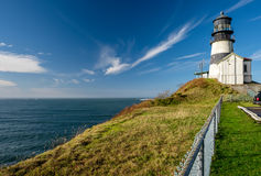 海角失望灯塔,在1856年修造 免版税库存图片