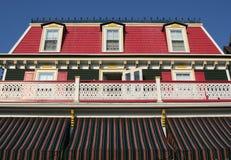 海角泽西可以新的度假村美国 免版税库存照片