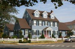 海角泽西可以新的度假村美国 免版税图库摄影