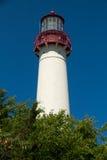 海角灯塔可以 免版税图库摄影