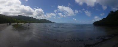 海角苦难海滩 库存照片