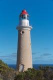 海角couedic du lighthouse 库存照片