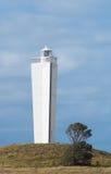 海角Jervis灯塔,南澳大利亚 免版税库存图片