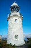 海角Naturaliste灯塔,南澳大利亚西部 图库摄影