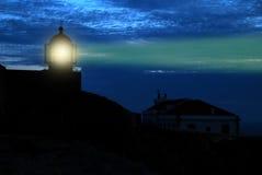 海角vincent灯塔的圣徒 免版税库存照片