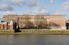 海豚正方形,伦敦 免版税库存图片