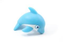 海豚玩具 免版税库存图片
