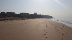 海边卡拉奇 免版税库存图片