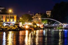 海边夏天城市风景-土耳其 图库摄影