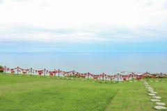 海边景色 免版税库存图片