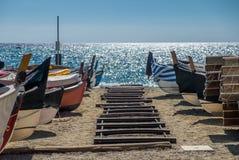 海边风景 图库摄影